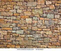 Rock And Brick Combinations Victor by Background Stone Wall Texture Photo Stock Photo 67914667