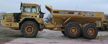 volvo haul trucks for sale 1995 volvo a35 articulated dump truck item e2820 sold t