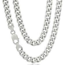 jewelry silver chain necklace images Sterling silver chains necklaces mens womens for sale newburysonline jpg
