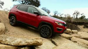 jeep compass 2018 interior sunroof 2017 jeep compass trailhawk interior exterior off road youtube