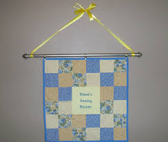 quilted wall hanging littleedesigns
