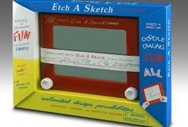how does an etch a sketch work anyway