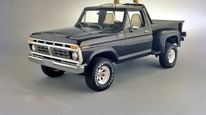 77 Ford F 150 Truck Bed - ford f 150 custom flareside pickup 83 1977 youtube