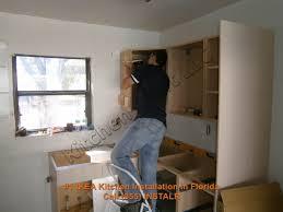 kitchen cabinets installers modern ikea cabinet installer 6 275x150 ikea kitchen cabinet