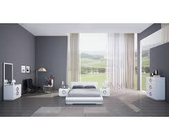 Small Bedroom Dresser With Mirror Eddy High Gloss White Bedroom Set Bed Single Dresser Mirror And
