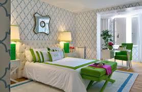 blue quatrefoil wallpaper quatrefoil wallpaper hollywood regency bedroom ana cordeiro