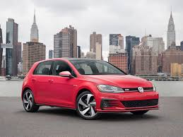 red volkswagen golf volkswagen updates all the golfs for 2018 the drive