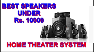 best 5 1 home theater system best speaker under 10000 in india 2017 youtube