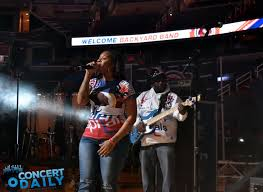 Backyard Gogo Go Go Music Took Over The 2nd Washington Wizards Friday Night