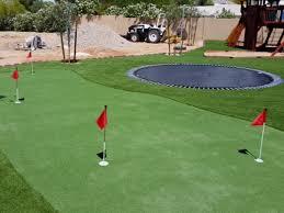 artificial grass smyer artificial putting greens backyard
