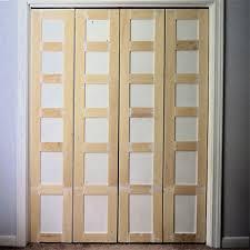 HOME DZINE Bedrooms Revamp Builtin Bedroom Cupboard Or Closet Doors - Bedroom cupboard doors