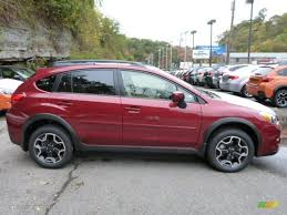 subaru crosstrek custom car picker red subaru xv