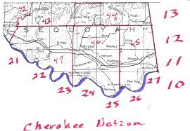 Haskell Map Counties With All 1900 Enumeration Districts Identified