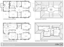 1930s Bungalow Floor Plans Harrower Loft Conversion Giffnock From Macdonald Dickson Architecture
