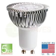 american made light bulbs american made led par16 light bulb now available with gu10 base