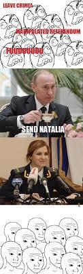 Natalia Meme - japan s response to russia crimea create a meme natalia