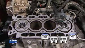 cylinder head gasket junta culata ford focus youtube