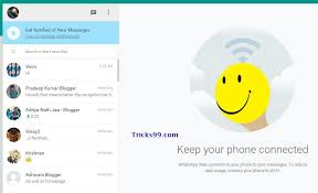 Whatsapp For Pc How To Use Whatsapp On Your Pc Laptop Tablet Webbrowser