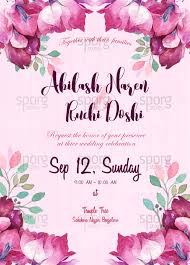 Wedding Invitations India Illustrated Wedding Invitation Design Service Sporg Studio Book