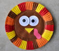 paper plate turkey craft find craft ideas