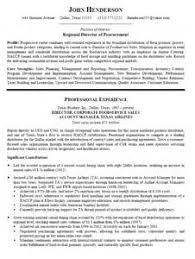 Procurement Resume Sample by Home Design Ideas Resume Procurement Resume Examples Senior
