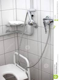 Disability Grants For Bathrooms Disabled Toilet And Shower Stock Photo Image Of Altenheim 12316802