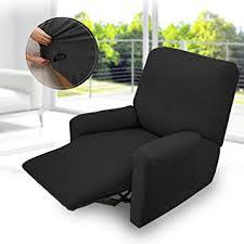 housse extensible pour fauteuil et canapé auralum housse de fauteuil relax housse de canapé 1 place extensible