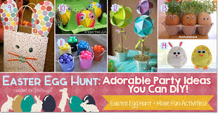 Easter Egg Hunt Garden Decorations by Easter Egg Hunt Adorable Party Ideas You Can Diy