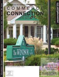 commerce connection january february 2015 by champaign county