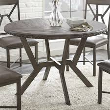 round dining table metal base steve silver alamo round dining table with metal base wayside