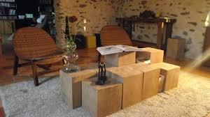 bout de canap coffre canape fabriquer un canape en bois table de bout diy caisse basse