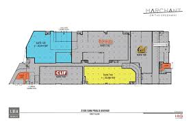 Loading Dock Floor Plan by City Sports Club Set To Open In North Oakland Berkeley Emeryville