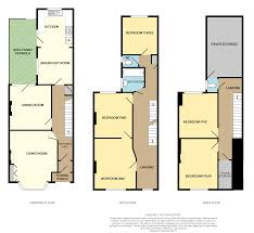 Terraced House Floor Plan by 5 Bedroom Terraced House For Sale In Victoria Drive Eastbourne