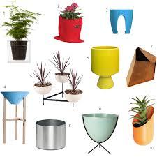 10 colorful contemporary outdoor planters design milk