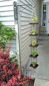 planters that hang on the wall cool hanging planters wooden hanging planters ways to your household