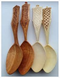 Best Wood For Carving Kitchen Utensils by 14 Best Skedar Images On Pinterest Carved Spoons Wooden Spoons
