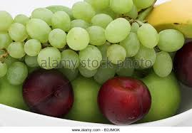 Bowl Of Fruits Banana And Plums Stock Photos U0026 Banana And Plums Stock Images Alamy