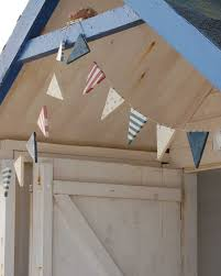 Wooden Nautical Flags 22 Seaside Wooden Flag Bunting Wedding Pinterest Wooden