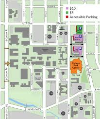 Park Central Floor Plan 2017 18 Uta Basketball Parking Info And Prohibited Items U2013 College