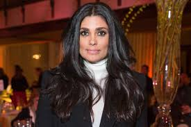 rachel thinning hair rachel roy released a statement saying she s not becky with the