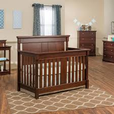 4 In 1 Convertible Crib by Best Baby Cribs With Changing Table Full Size Of Blue Brown Oak
