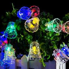 Solar Party Lights Lumiparty Led Solar Fairy String Lights Solar Outside Christmas