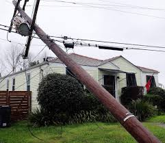 Entergy Outage Map New Orleans by New Orleans Area Severe Weather Damage Map Laplace Hit Hardest