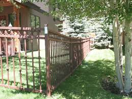 ornamental iron fencing boise meridian eagle na caldwell