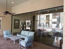 Interior Storefront Commercial Glaze Aluminum Windows Doors Advanced Window