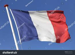 French Flag Pictures French Flag Blowing Wind Stock Photo 460818565 Shutterstock