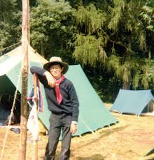 tenda jamboree clubscout80s agosto 1979 mini jamboree in inghilterra