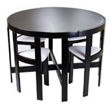 dining room table for small spaces dinettes for small spaces foter