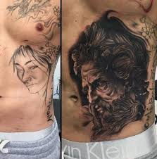 50 chest cover up tattoos for design ideas
