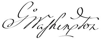 file george washington signature svg wikimedia commons